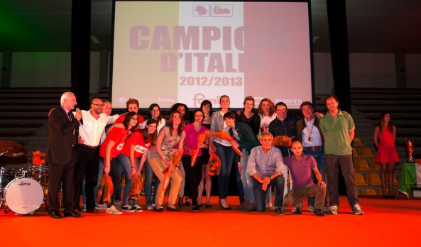 Famila Wuber Schio 2012-2013 – Orange Party full video